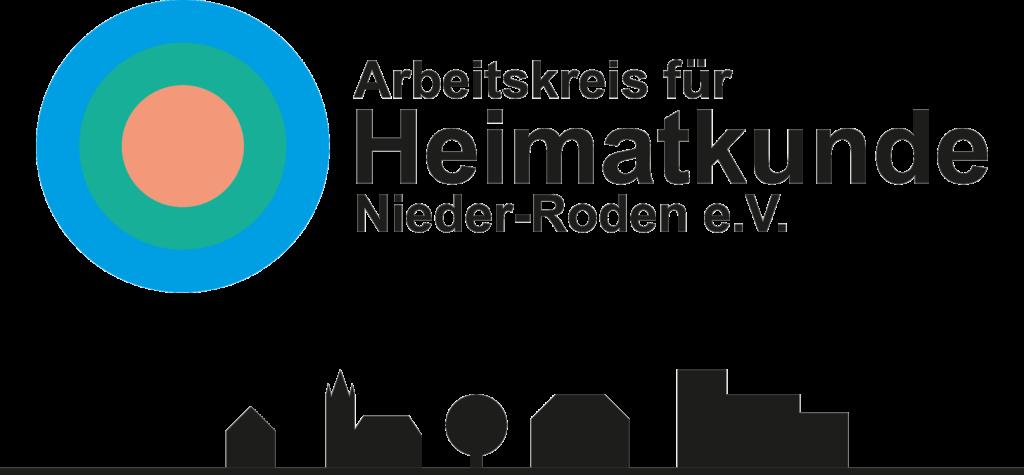 Logo des Arbeitskreises für Heimatkunde Nieder-Roden e. V. (AKHNR)
